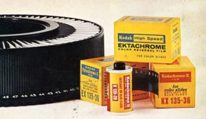 Old Slides and Film